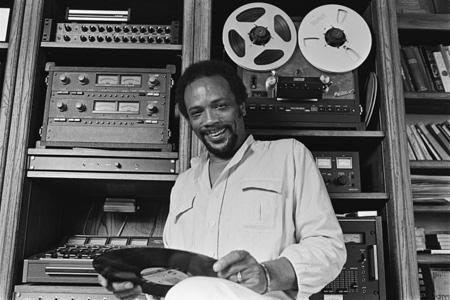 Quincy Jones   Those City Nights